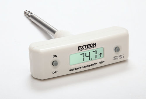 probe thermometer / digital / portable / industrial