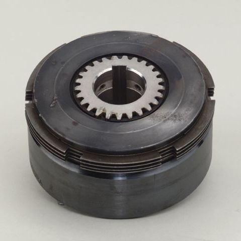 multiple-disc clutch / electromagnetic / for high-torque applications