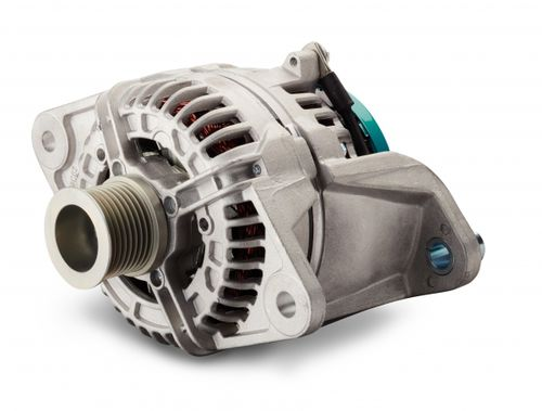 compact alternator / for marine applications / industrial