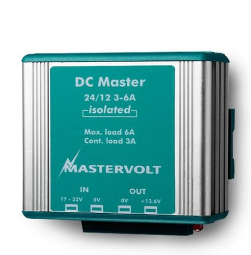 encapsulated DC/DC converter / boost / insulated