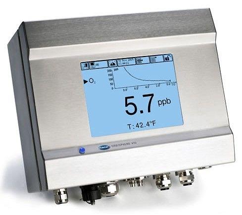 luminescence oxygen sensor