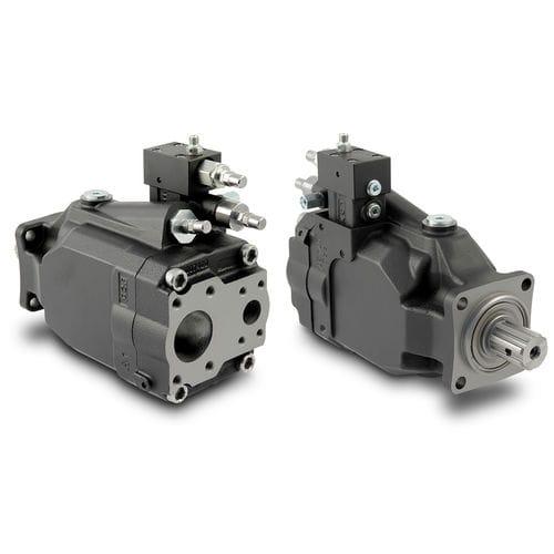 hydraulic axial piston pump / compact