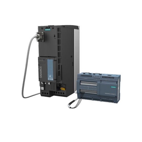 three-phase frequency converter / AC / vector control / for pumps