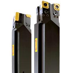 indexable insert drill bit / multi-purpose / carbide / center