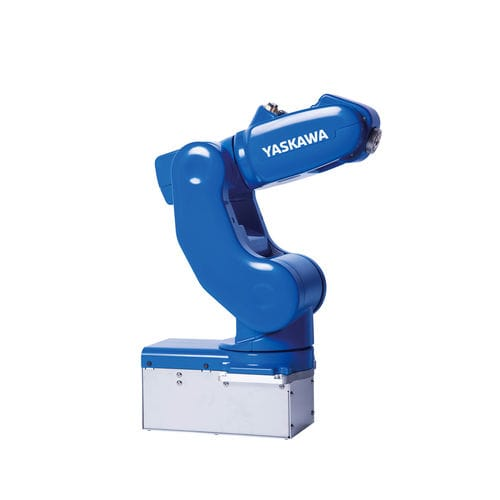 articulated robot / 6-axis / handling / compact