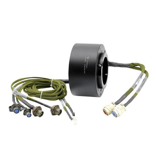 hollow-shaft slip ring - JINPAT Electronics Co., Ltd.