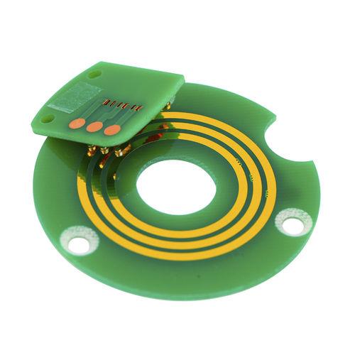 pancake type slip ring - JINPAT Electronics Co., Ltd.