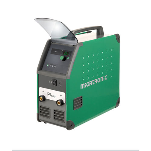 TIG welder / portable / electronic / high-performance