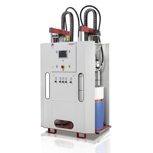 piston mixer-dispenser - DOPAG - Metering, Mixing and Dispensing Technology