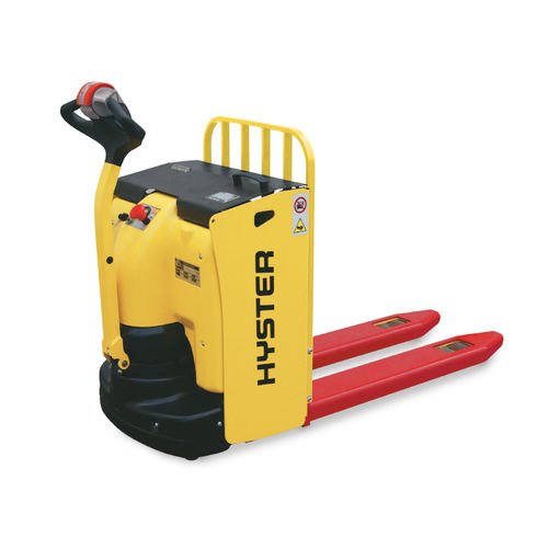 electric pallet truck / loading / unloading / for lifting