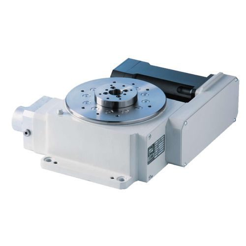 motor-driven rotary indexing table