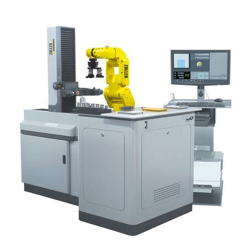 robotic tool presetter