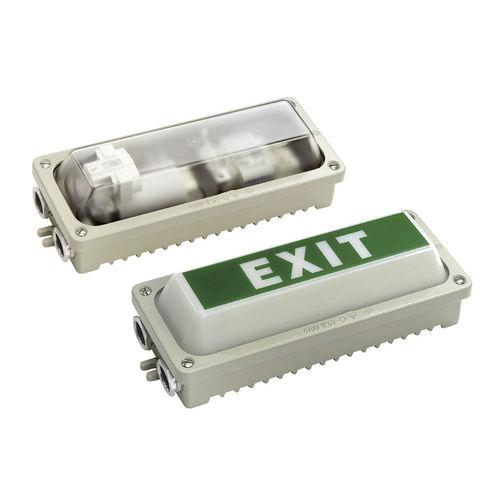 emergency lighting / IP67