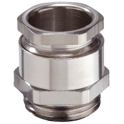 nickel-plated brass cable gland