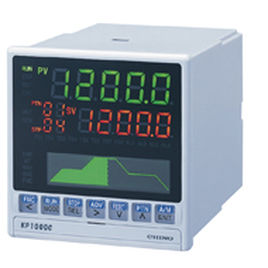 temperature controller with LED display / with LCD display / PID / programmable