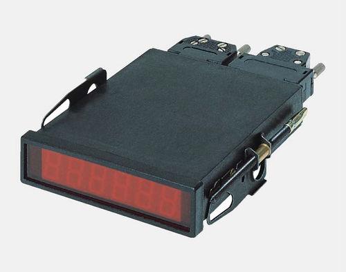 programmable display / LED / 7-segment / 6-digit