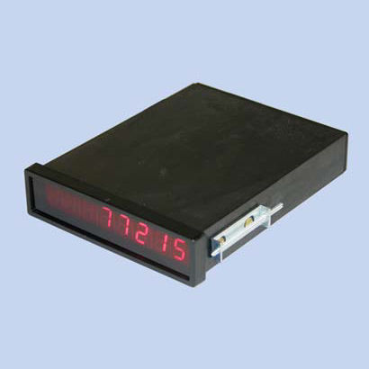 LED display / 8-digit / 7-segment / programmable