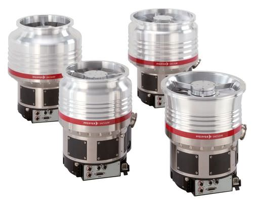 turbomolecular vacuum pump - Pfeiffer Vacuum