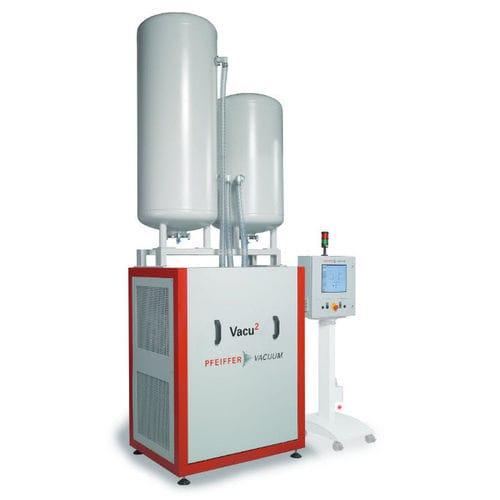 lubricated vacuum unit / industrial / multi-stage