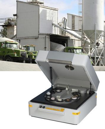 fluorescence spectrometer / X-ray / industrial / X-ray fluorescence