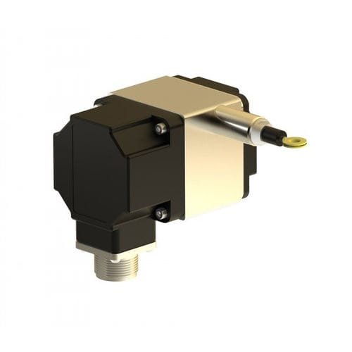draw-wire displacement transducer