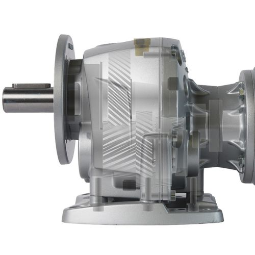 helical gear reducer / parallel-shaft / 100 - 200 Nm / 50 - 100 Nm