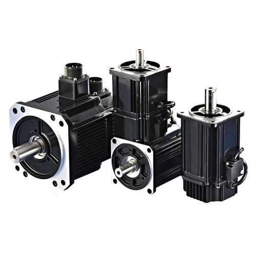 three-phase servomotor / asynchronous / 8-pole / IP67