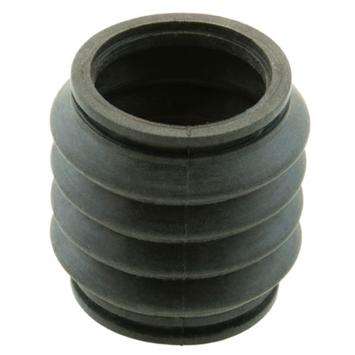 round protective bellows / rubber / accordion protection