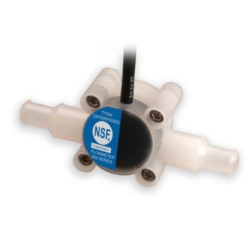 Pelton wheel turbine flow meter - Titan Enterprises