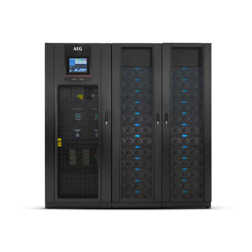 three-phase UPS / data center / modular / redundant