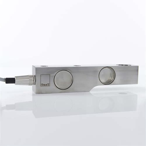shear beam load cell / beam type / high-precision / stainless steel