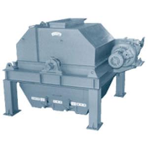 magnetic drum separator / powder