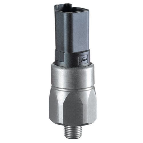 liquid pressure switch / piston / industrial / adjustable