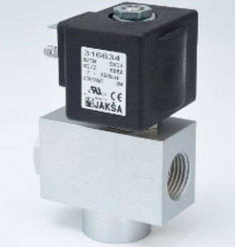 piston solenoid valve