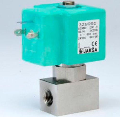 high-pressure solenoid valve