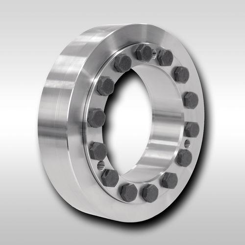 rigid coupling / single shrink disc / flange