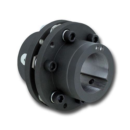 disc coupling / torsionally rigid / for shafts / pump