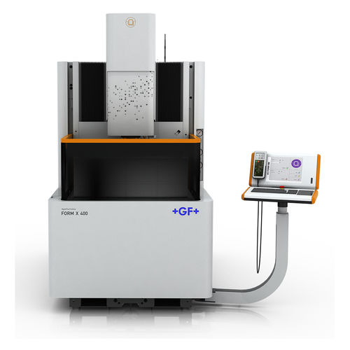 die sinking electrical discharge machine / CNC / precision / for micro-machining