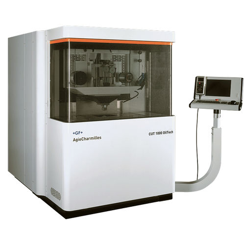 wire electrical discharge machine / CNC / for micro-machining