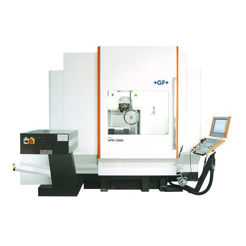 5-axis machining center / vertical / high-performance / compact