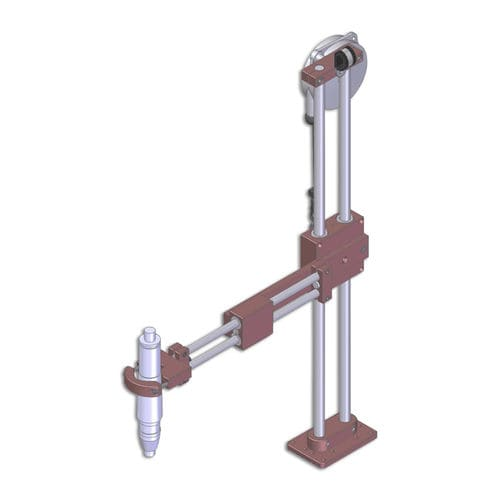torque reaction arm / linear / vertical