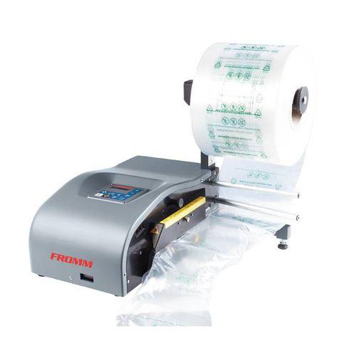air cushion protective packaging machine / compact