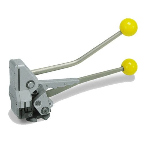 manual strapping tool / for metal straps