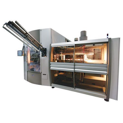 rotary blow molding machine - SMI