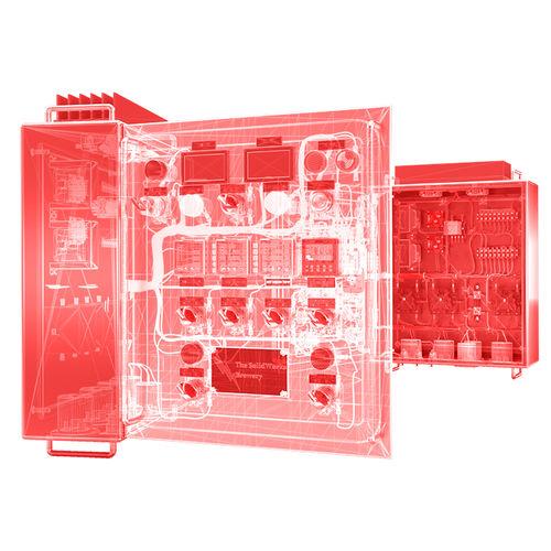 interface software / design / development / electrical schematics
