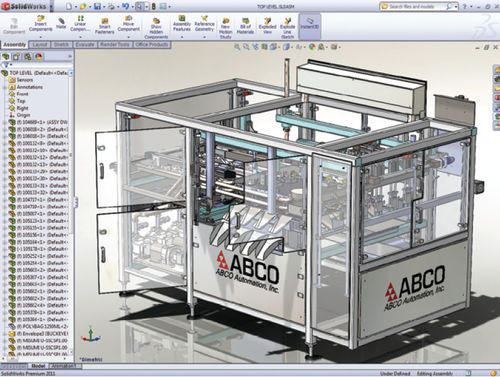 design software / mechanical CAD / CAD file import / cost estimation