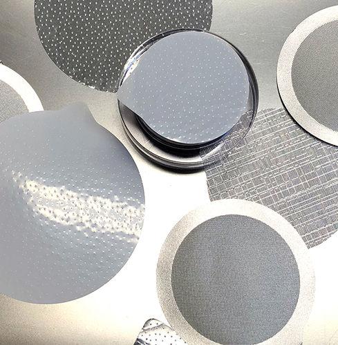 PET membrane lid