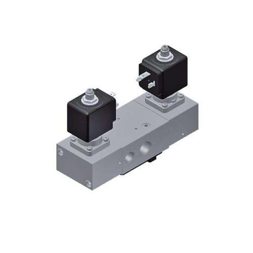 spool pneumatic directional control valve