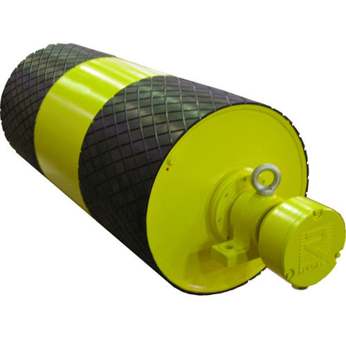 heavy load drum motor / for conveyors