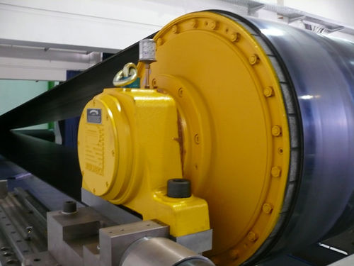 belt conveyor drum motor